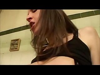 French milf valentine chevalier get fucked in the kitchen