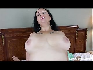 Mature milf gets ass fucked by young stud
