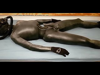 Gaymanslaves com gay slave in latex will do anything
