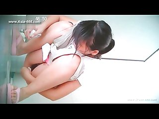 Chinese girl go to Toilet 23