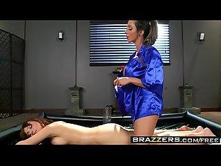 Brazzers - (Adessa Winters, Ariella Ferrera) - Oily Playtime