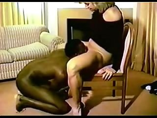 Racquel using her black toy boy