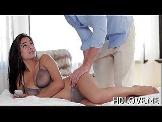 Jonnhy sins fucking a hot girl