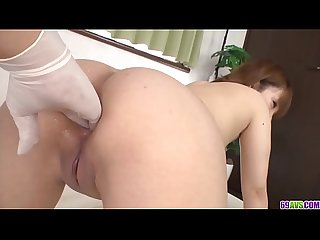 Kaho Kitayama shows off in excellent scenes of milf porn - More at javhd.net