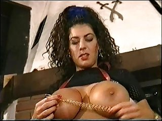 Titten und Analfick full movie 1993 with busty Tiziana Redford
