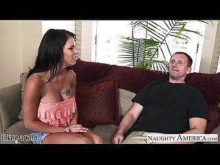 Busty wife peta jensen take cock