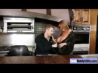 Hard Style Action With Sexy Busty Wife (kianna dior) video-16