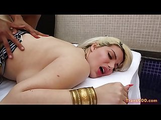Big ass shemale lexie beth fucked