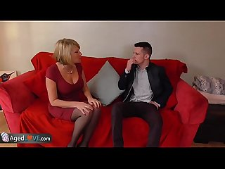 Agedlove mature banged doggystyle