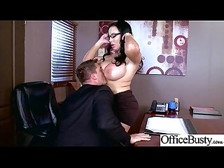 sybil stallone round huge tits office girl enjoy hard intercorse clip 29