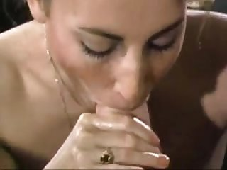 Best vintage Blowjob and facial loni sanders