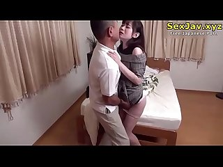SexJav.xyz - Jav father-in-law wants sex with me