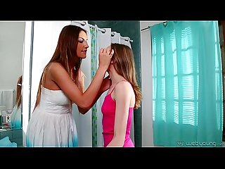 Big titted Teen August Ames and Aubrey Star