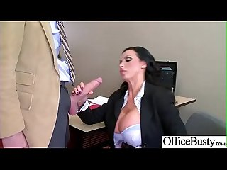 Nikki benz Busty Office girl in hard style Sex action клип 20