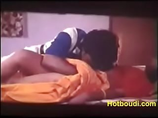 Mallu boob press scenes collection