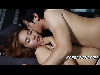Korean porn seducing korean girl upstairs