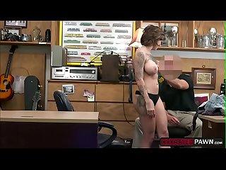 Tattooed harley harrison fucks shawns cock real hard