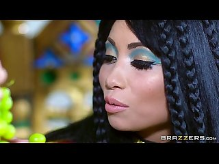 Brazzers egyptian goddess nina ellis loves big cock