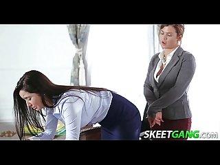 Oval office lesbian sex 2 1