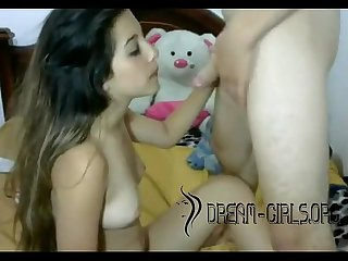 Teen Couple Blowjob And Fucking - dream-girls.org
