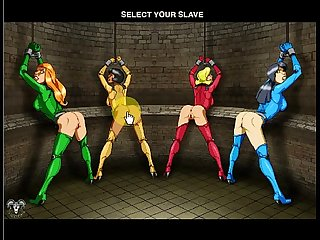 Captured Totally Spies fucked till they speak - Adult Android Game -..