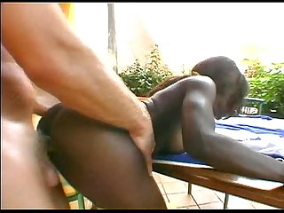 Interracial Outdoor 1