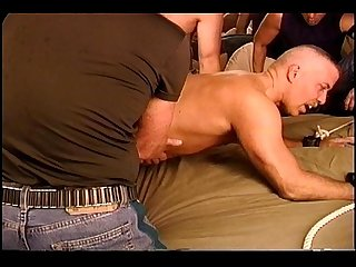 4 man cbt orgy with young dudes and top