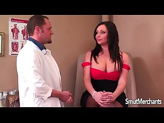 Doctor S office creampie