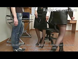 Punishment and spanking for guy