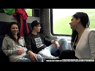 Foursome On Train Public Sex Full here: http://bit.ly/sex-on-train