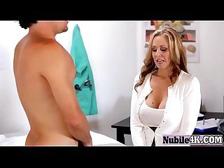 Sex doctor milf teaches young ensh off bfs dick