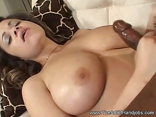 She wants a bbc to stroke