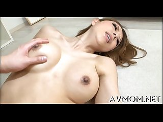 Milf with fleshy pussy sucks one-eyed monster