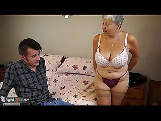 Old lady savana fucked by student sam bourne