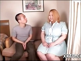 Huge tit bbw asian hard play solidex