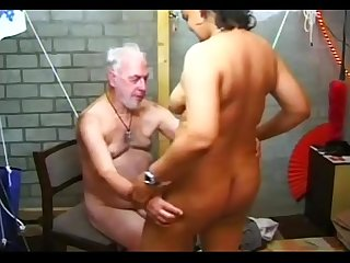 She loves old men 2 cut 2 grandpa old guy dad wholedc com