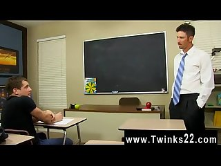 Gay video danny brooks finds his student max martin putting in some