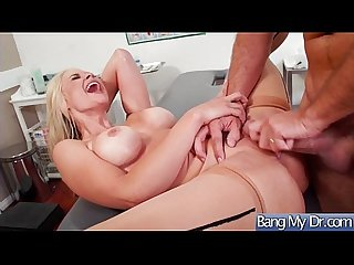 Sex Adventures On Tape With Doctor And Horny Patient (Sarah Vandella) video-27