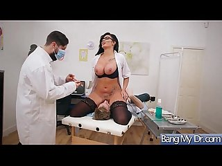 Horny patient candy sexton and doctor in hard sex adventures mov 06