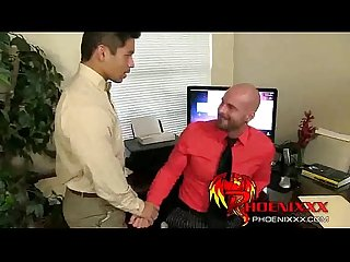 My horrible gay boss scene two