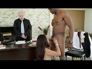 Busty milf fucks big dick