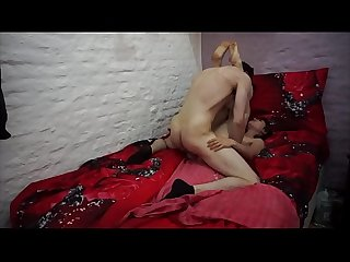 CREAMPIE in a sexy young girl