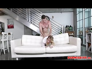 Pussy cat burglar gets snatched anastasia knight brick danger