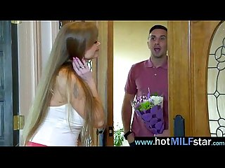 Sex action with long dick stud and hot mature lady darla crane vid 14