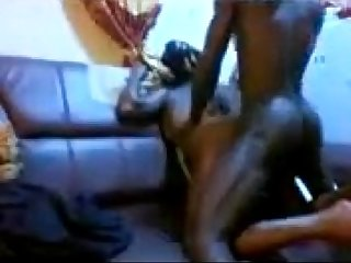Ghana Koforidua guy fucks his girl hard 4
