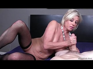 Some milfs love handjobs