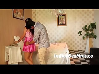 Sweet Girl Romantic Moment Scene in Bed Room (new)