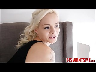 Fucking stepsister elsa jean