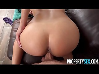 Propertysex surprising fiancee with New home thank you Sex