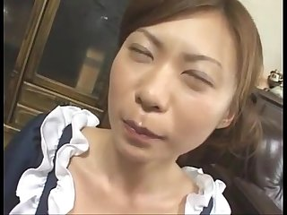 Japanese girls drink cum bukkake cumpilation